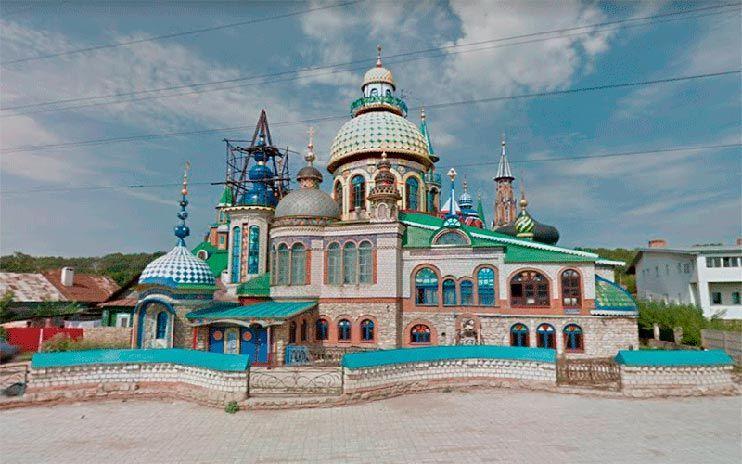 Que ver en Kazán