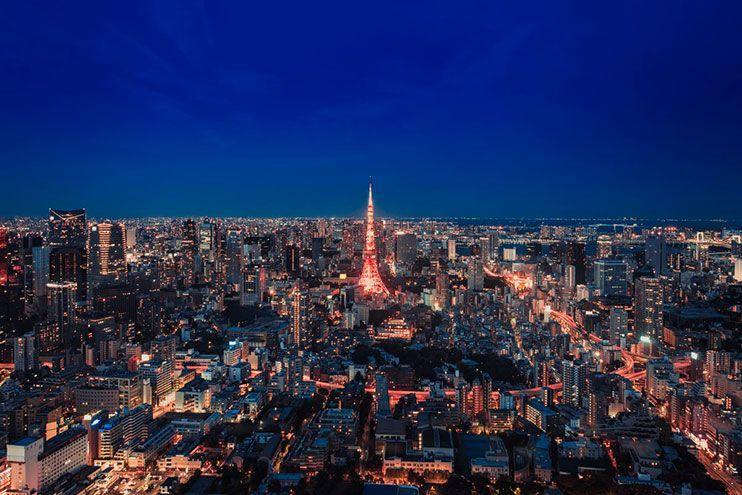 Torre Morio Tokio Roppongi