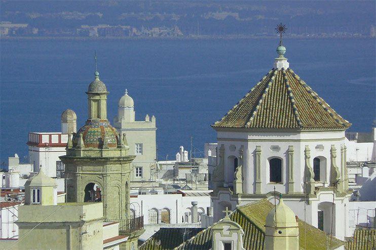 Torre Tavira Cadiz
