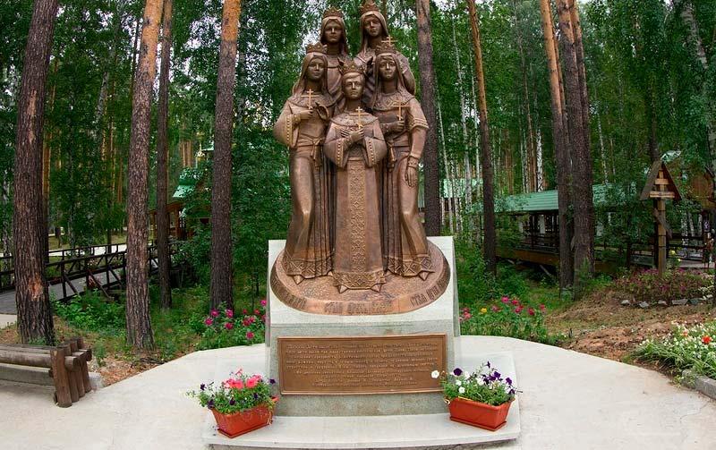 Monumento últimos zares