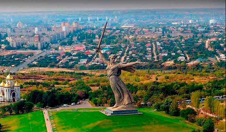 Que ver y hacer en Volgogrado (Rusia)
