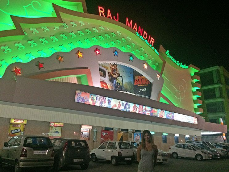 Cine Raj Mandir Jaipur