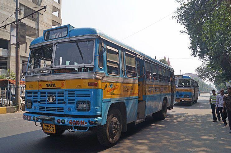 Cómo moverse en Calcuta