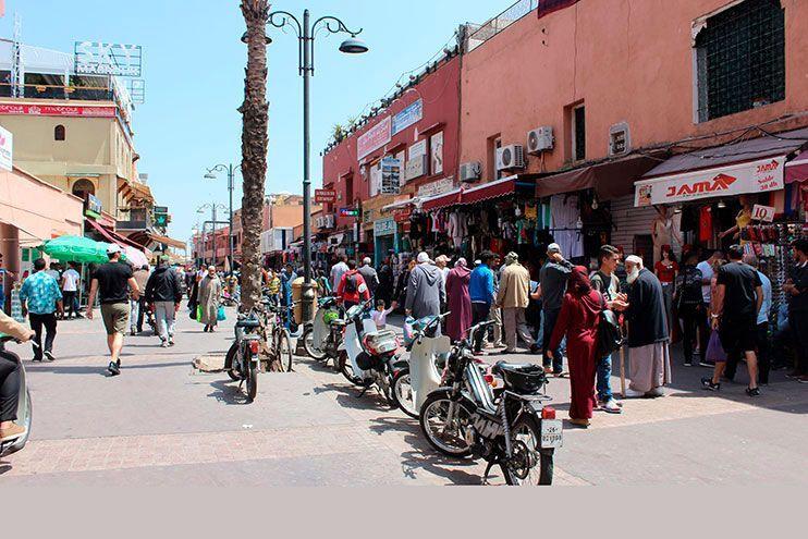 Cómo moverse en Marrakech