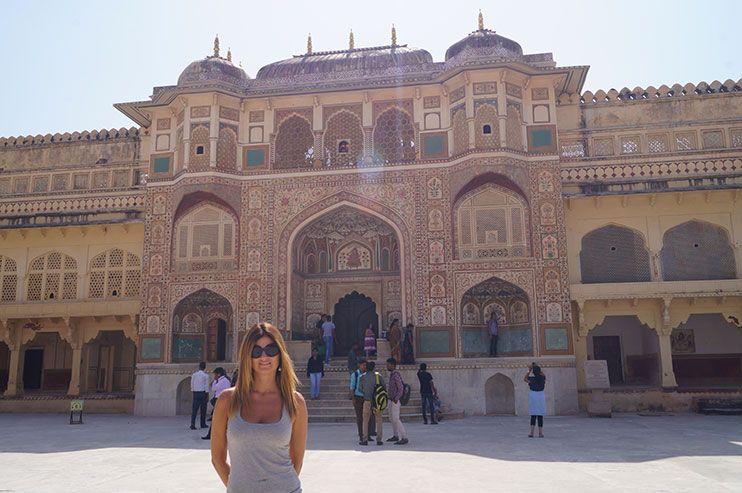 Fuerte de Amber Jaipur