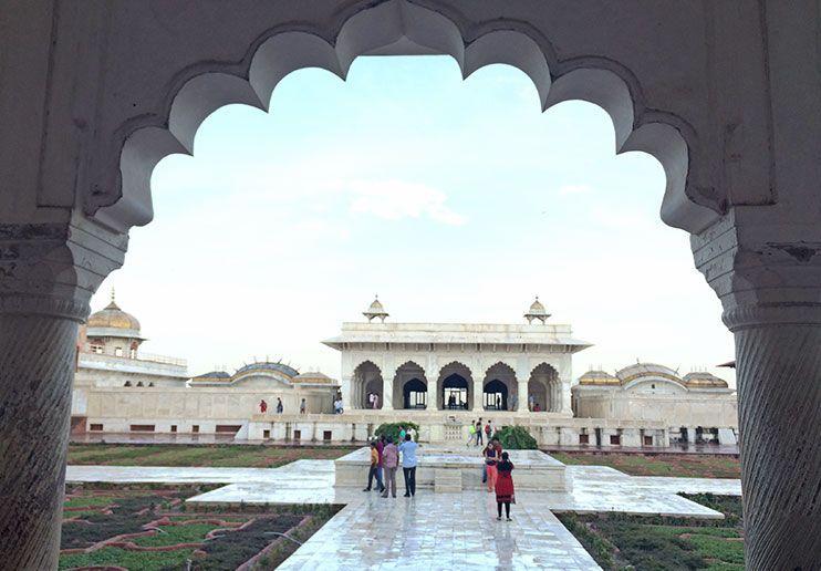 Fuerte Rojo Agra