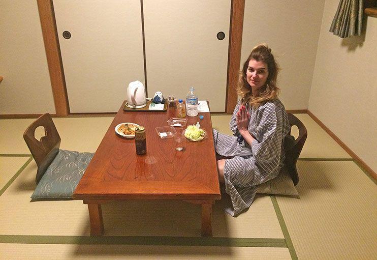 Donde alojarse en Miyajima
