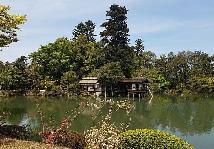 Jardines Kenroku-en