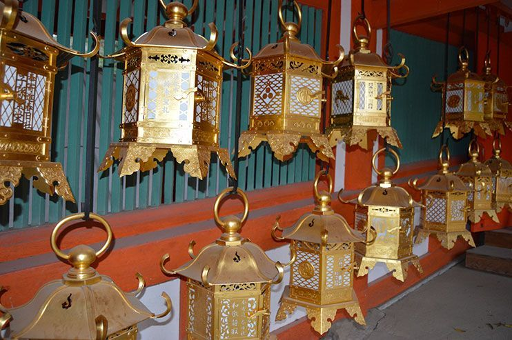 Templo Kashuga Taisha Nara