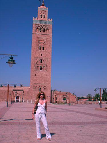 Mezquita Koutubia Marrakech
