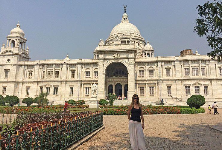 Victoria Memorial Calcuta