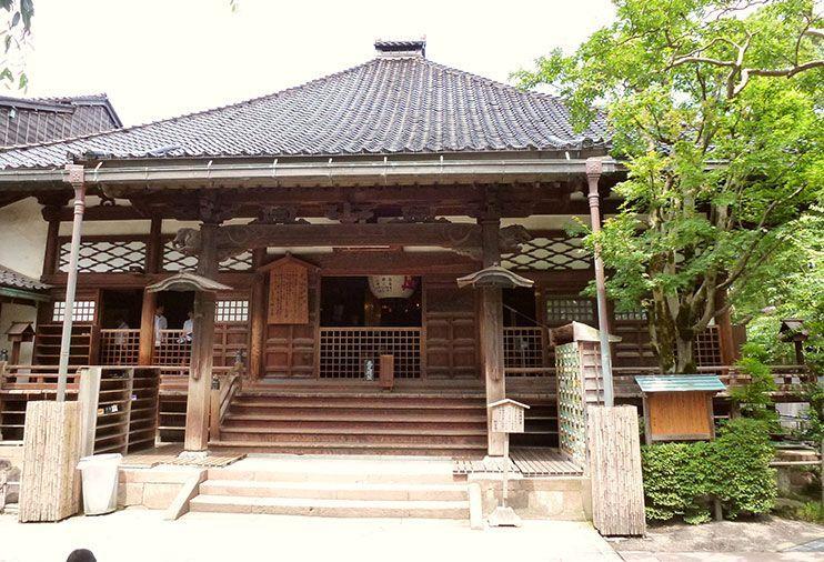 Templo Myoryuji Kanazawa