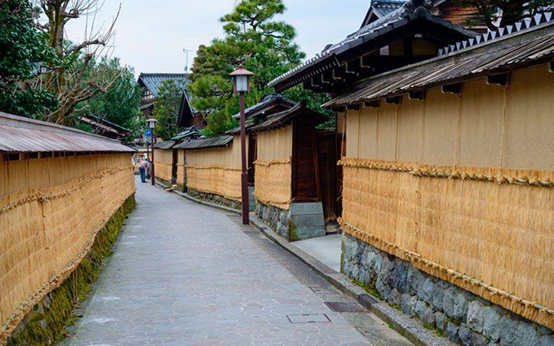 Barrio Nagamachi Kanazawa