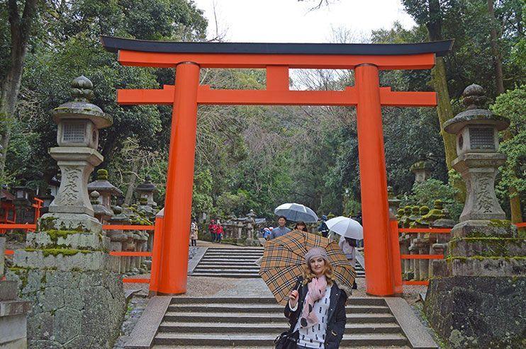 Templos Nigaysudo y Sangatsudo