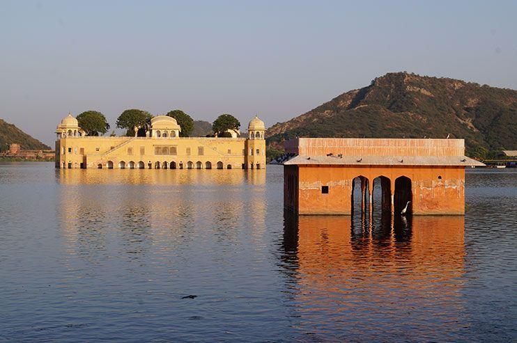 Palacio del agua Jaipur