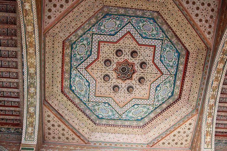 Palacio de la Bahía Marrakech