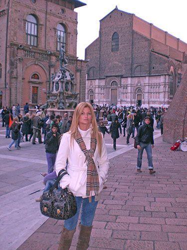 Piazza Maggiore Basilica San Petronio
