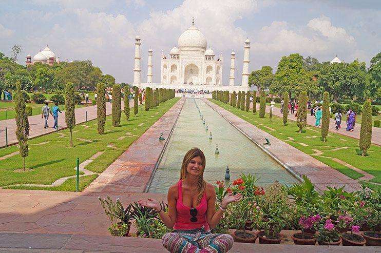 viajar a la India por libre