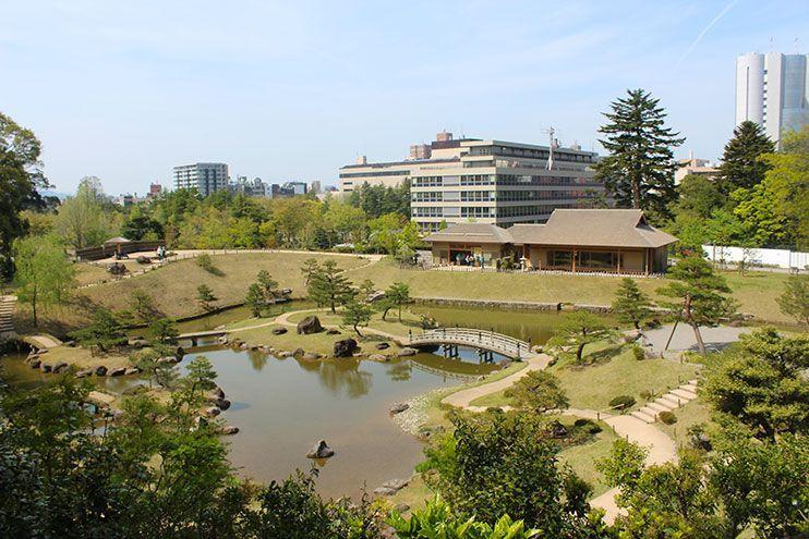 7 lugares imprescindibles que ver en Kanazawa en un día