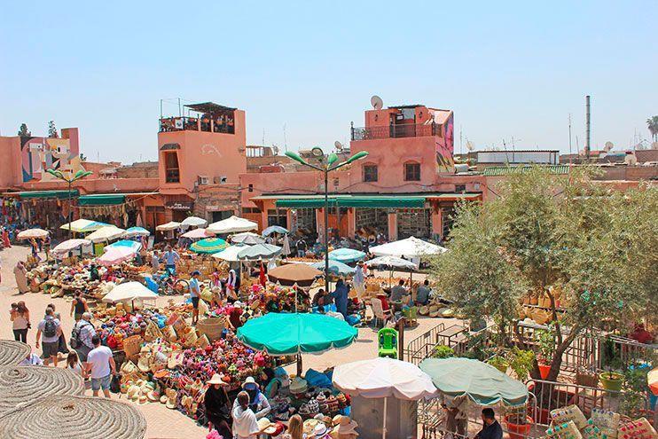 10 lugares imprescindibles que ver en Marrakech en 3 días