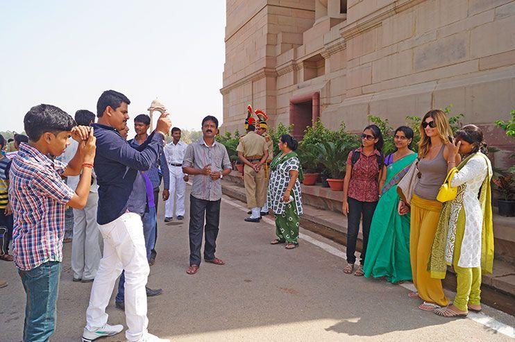 Puerta de India Delhi