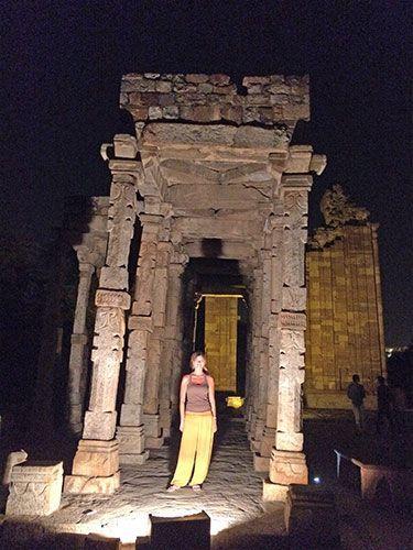 Qtub Minar Delhi