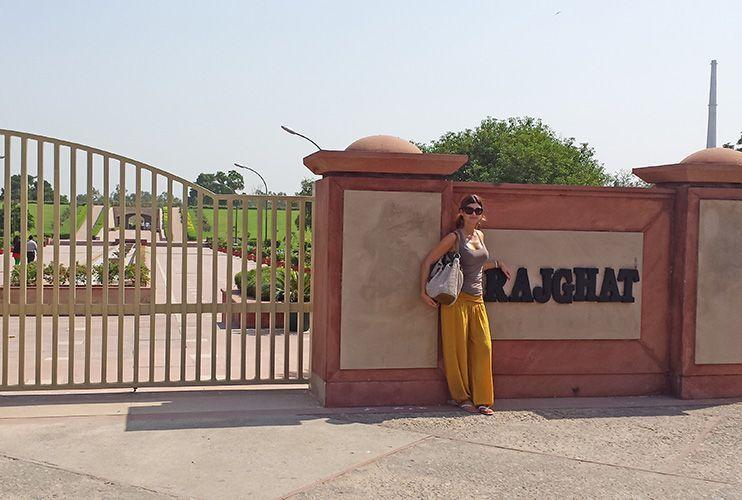 Rajghat Delhi