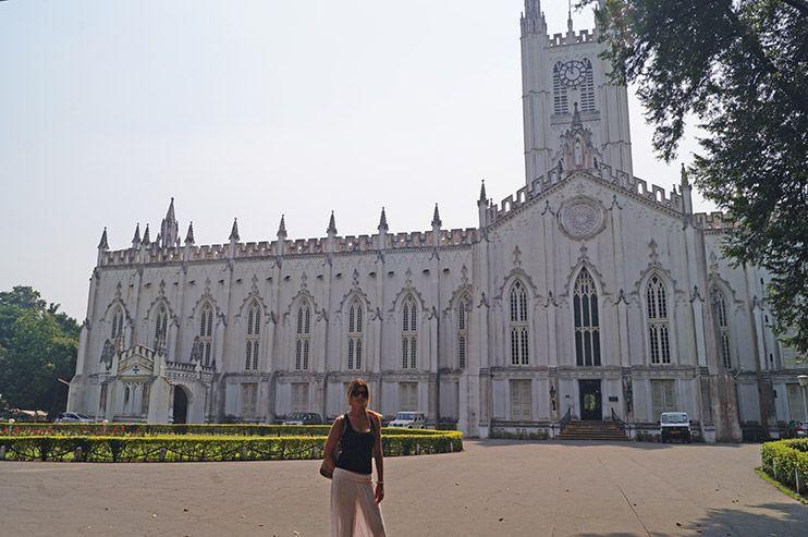 Catedral Saint Paul Calcuta