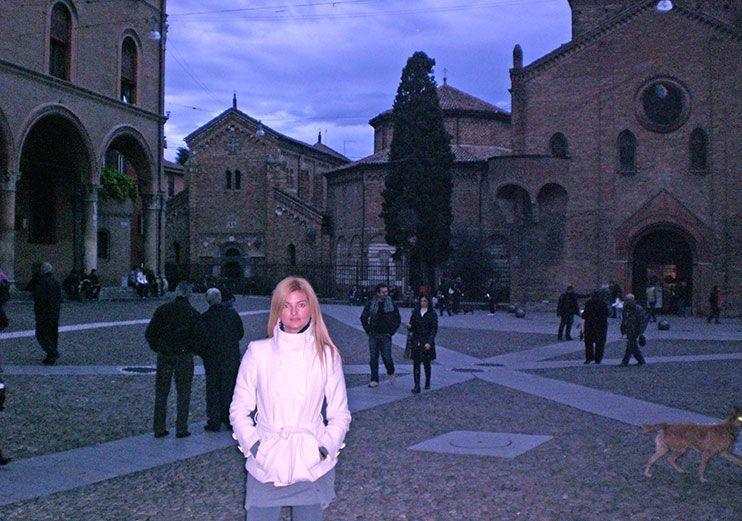 Piazza Santostefano Bologna