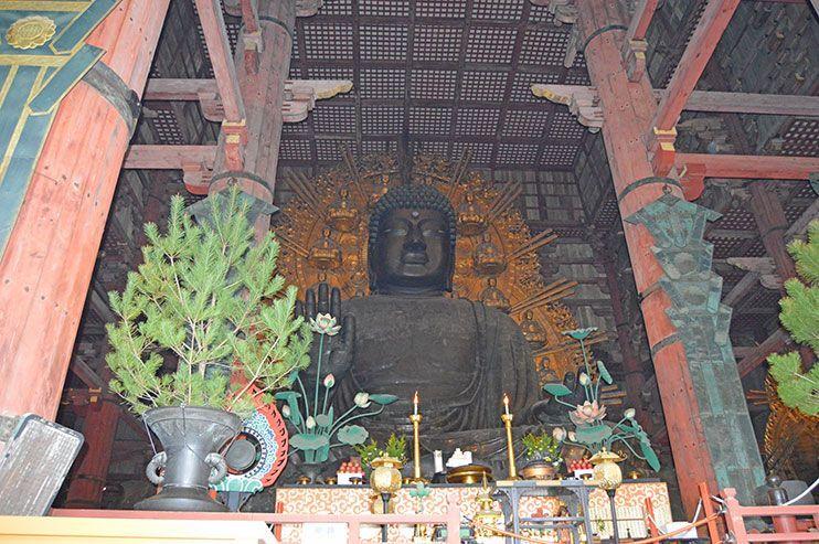 Templo Todaiji Nara