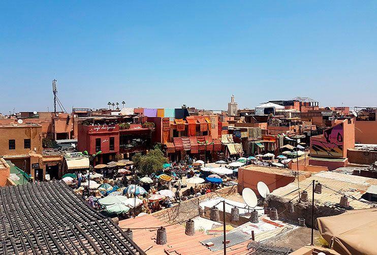 Plaza jamma el Fna