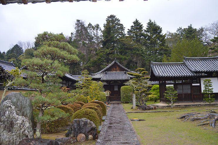 Jardines Yoshikien Nara