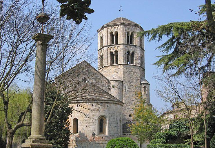 Monasterio Sant Pere de Galligants
