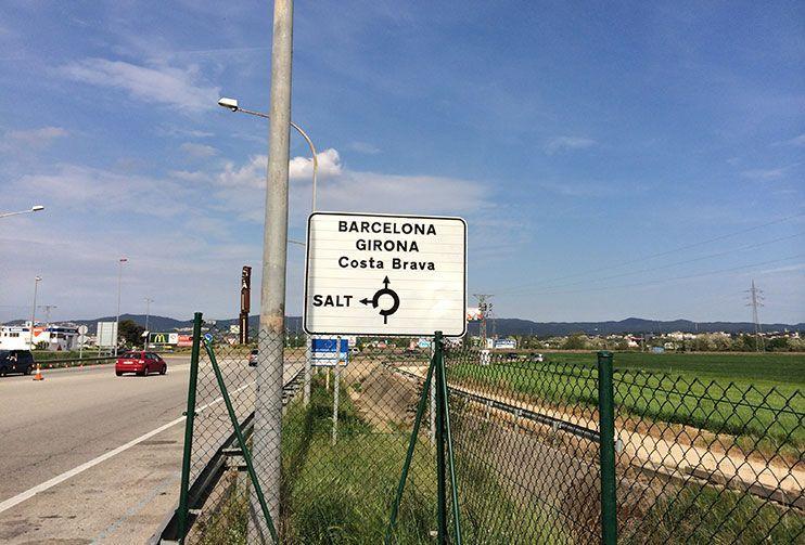 Cómo llegar a Girona