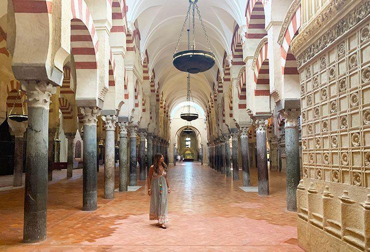 mezquita de cordoba que ver en andalucia