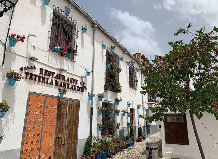 Albayzín Granada
