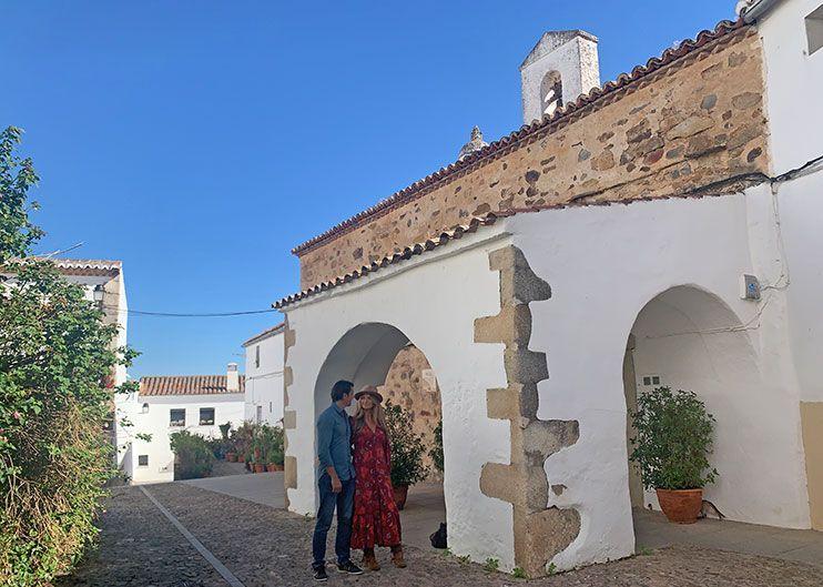 Barrio de San Antonio Cáceres