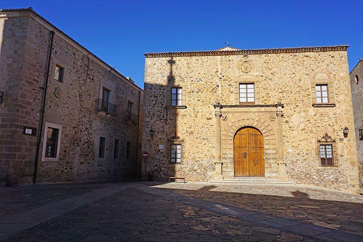 Palacio Episcopal Cáceres
