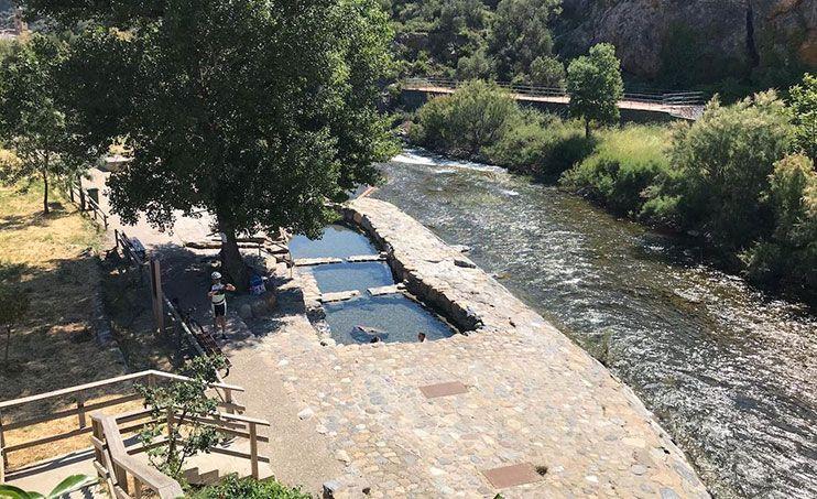 Aguas termales de Arnedillo que ver en La Rioja