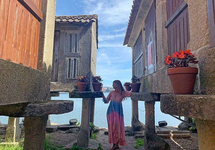 los pueblos más bonitos de España Combarro