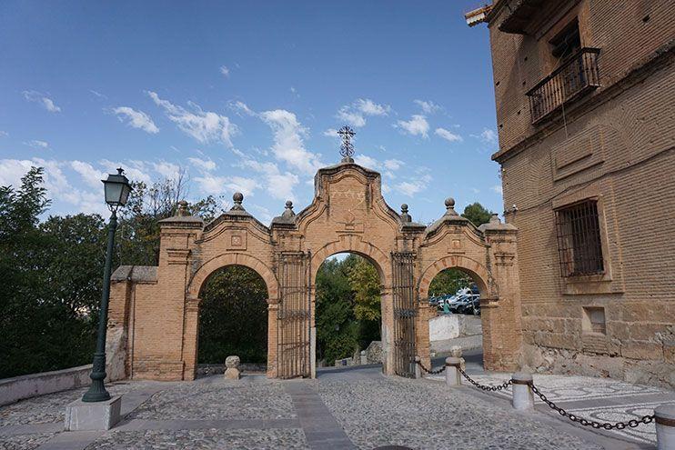 Abadía de Sacromonte - Granada