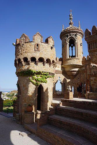 Aljibe del Castillo de Colomares