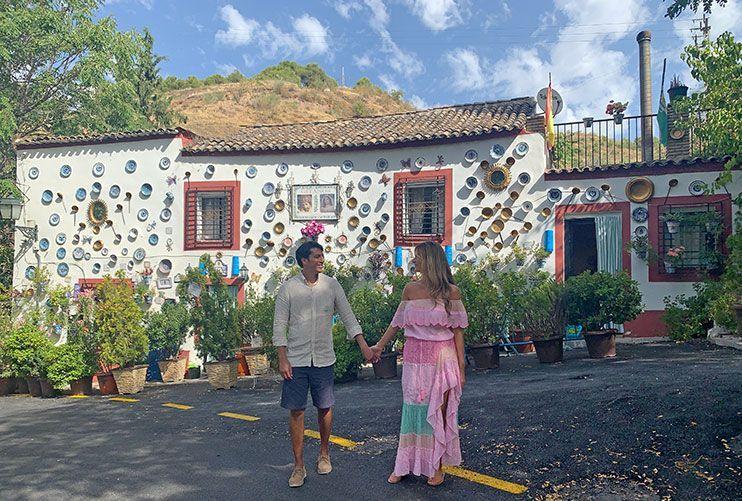 la casa de la sevillana Granada