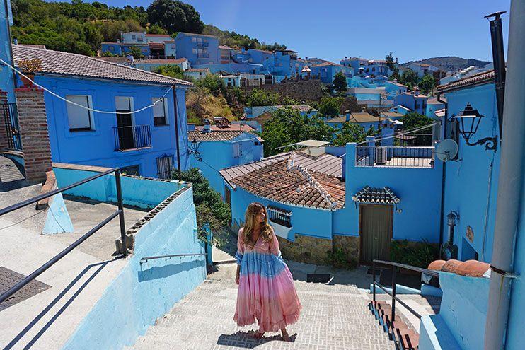 los pueblos más bonitos de España Júzcar