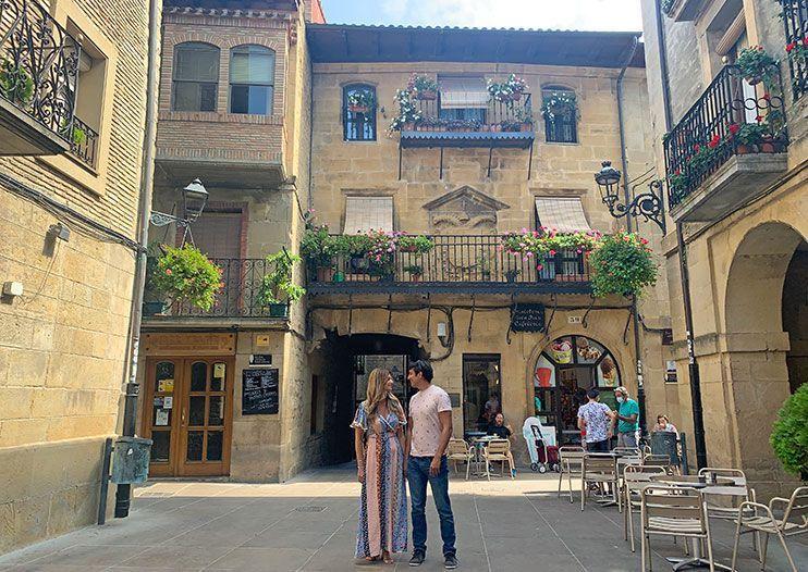 Laguardia que ver en La Rioja