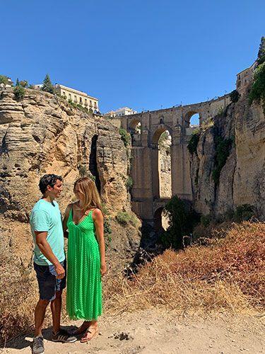 Qué visitar en Ronda: Mirador del Puente Nuevo