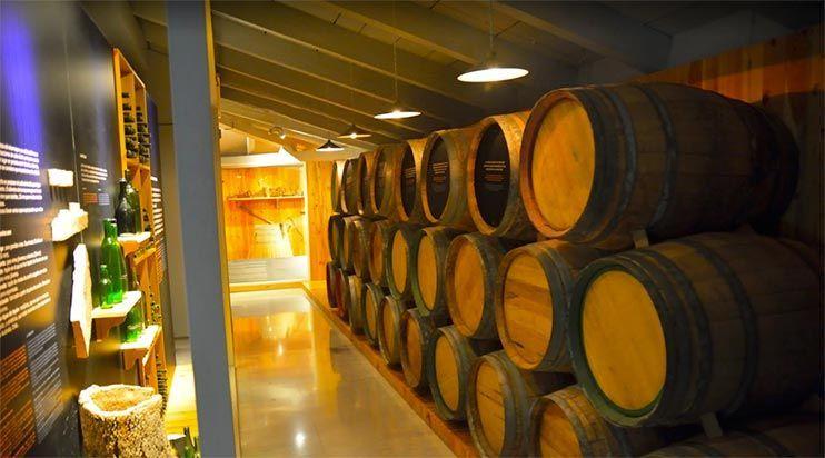 Museo del vino de Navarra, Olite
