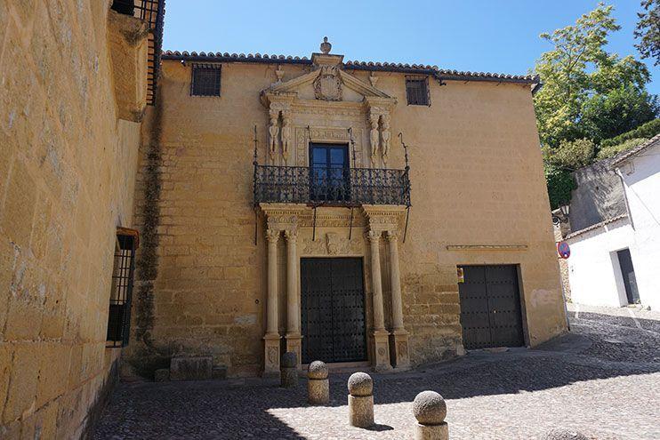 Qué visitar en Ronda: Palacio del Marqués de Salvatierra