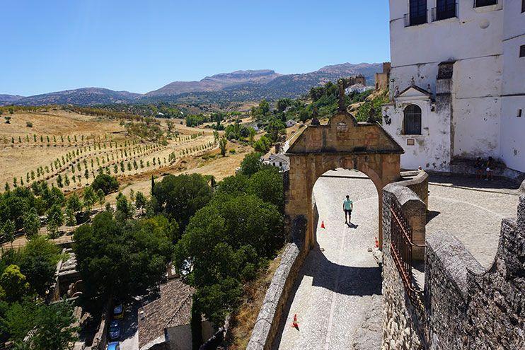 Qué visitar en Ronda: Puente Viejo