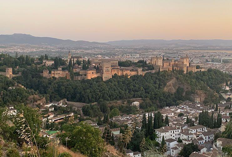 las ciudades mas bonitas de españa Granada